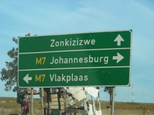 a first glimpse: zonke