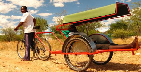 bicycles are for globalhealth