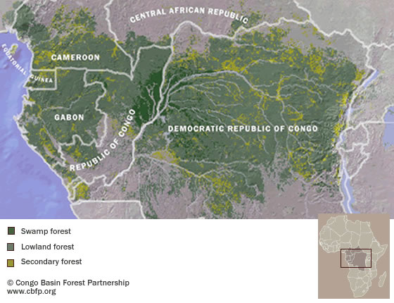congo is not acountry