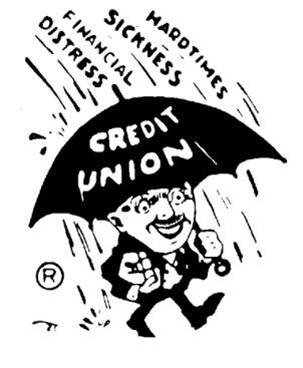 is the IMF really like a credit union?