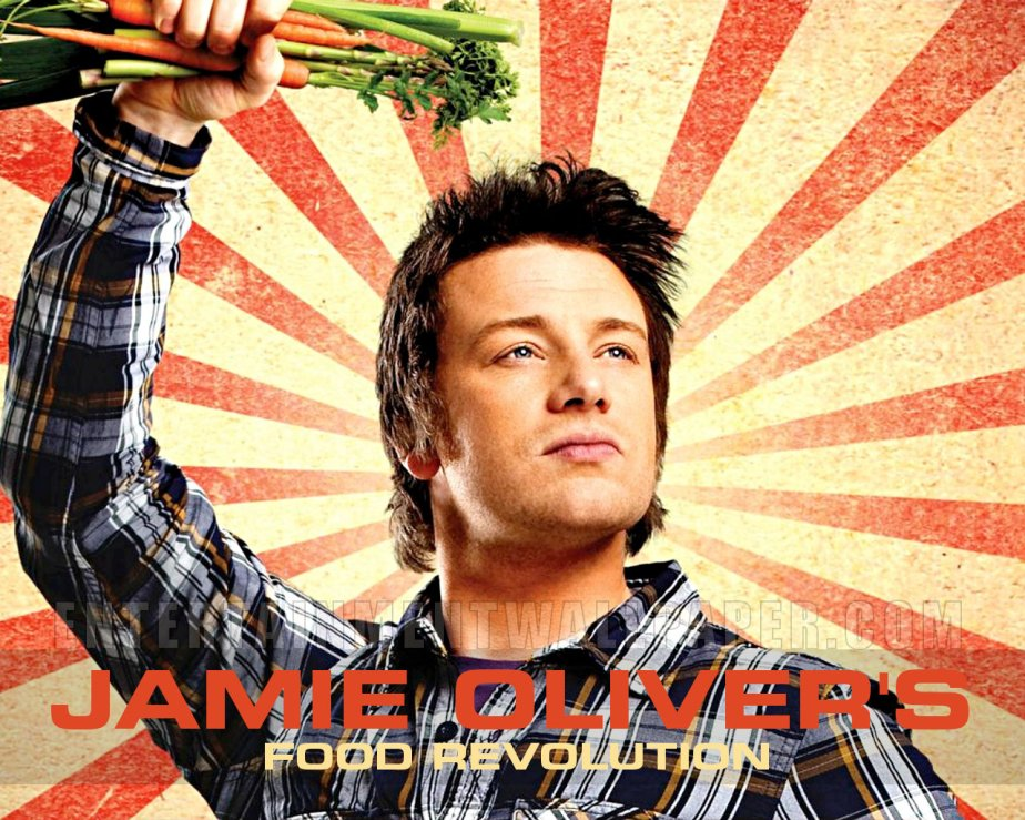 the missing ingredients from Jamie Oliver's #FoodRevolution