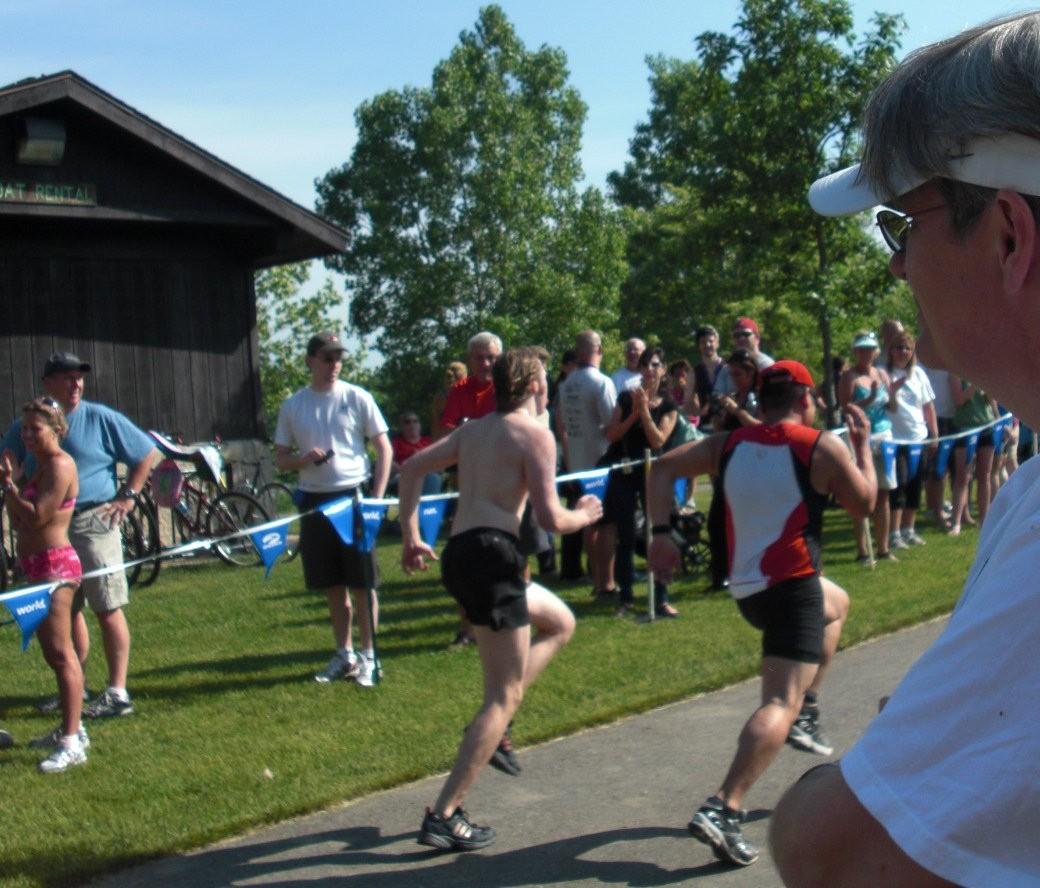 Hawk Island Triathlon Results