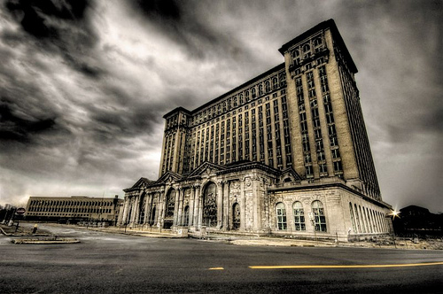 why #OccupyDetroit won't work