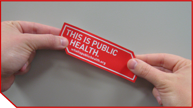 real life public health isn'tsexy