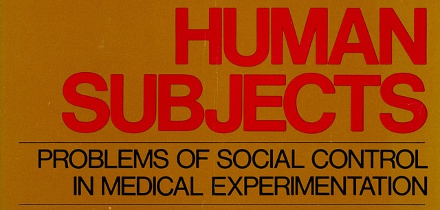 Research on Human Subjects