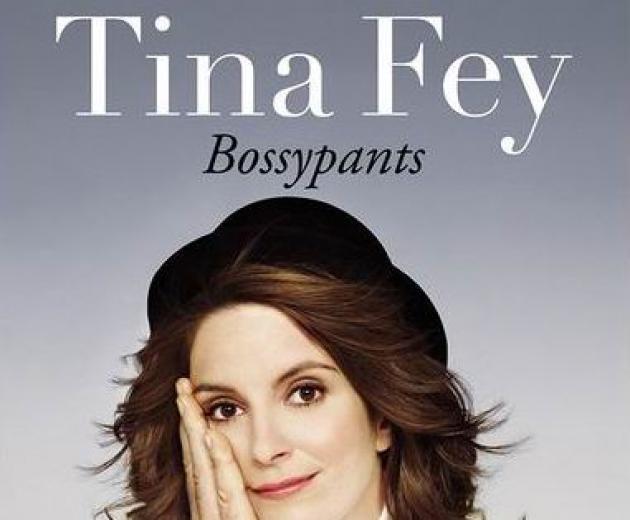 Tina Fey: international development is like. . .improv