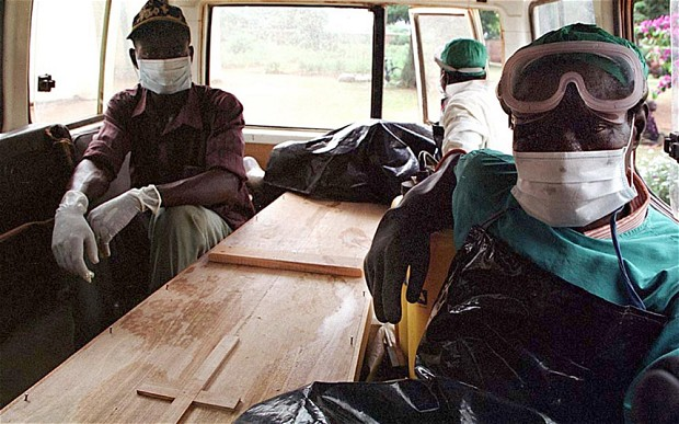 Ebola, Disease Outbreaks, and Inadequate Health Systems