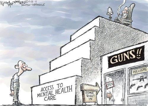 Critical Questions on Mental Health in America