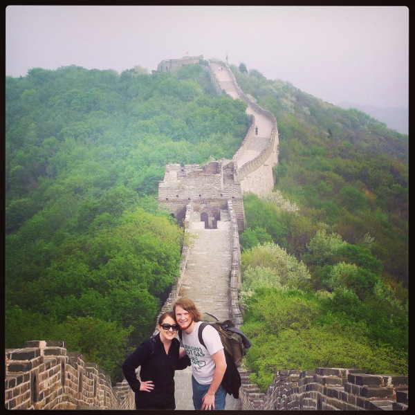 Beijing and the Great Wall Adventure